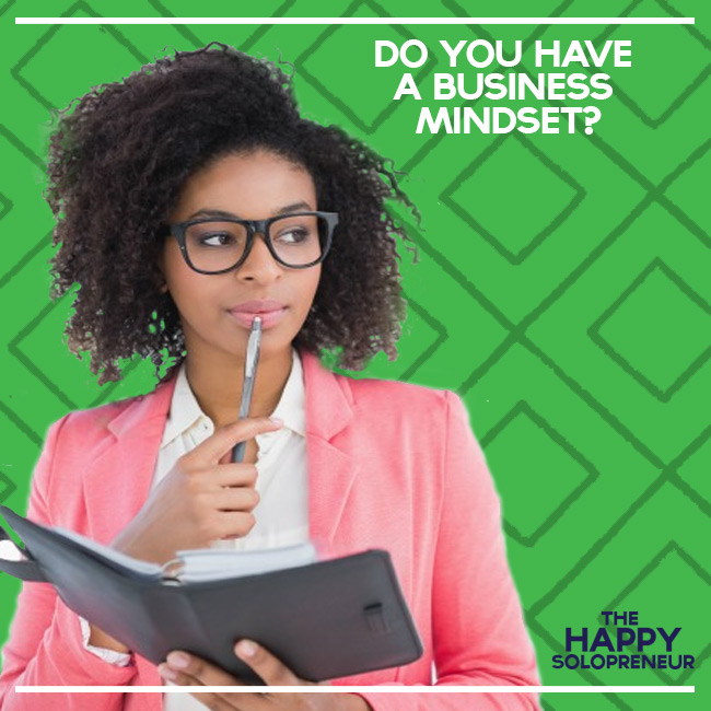 Starting a business part 1: Do you have an entrepreneurial mindset?