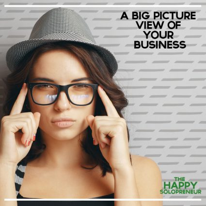 Starting a business part 2: a big picture view of your new business