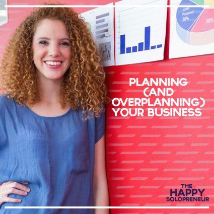 Starting a businsss Part 3: Planning vs Overplanning